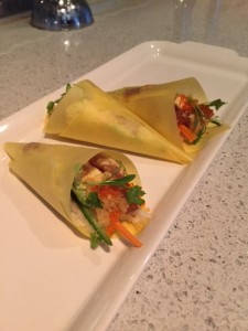 Tuna Sushi Cone