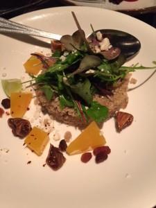 Wild Mushroom Quinoa Salad
