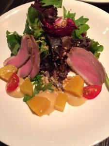 Duck & Beet Salad