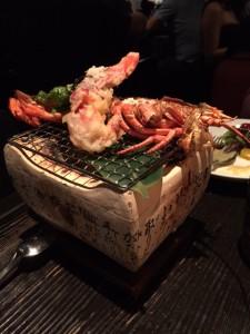 Golden Lobster