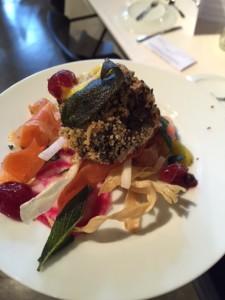 Wild Rice Supil - Graze Restaurant