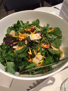 Glorious Organics seasonal salad