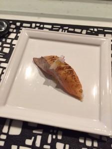 Steelhead Salmon Tataki