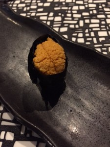 Cooked Uni
