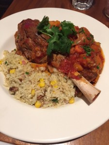 Moroccan Braised Lamb Shank Curry