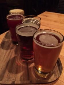 Cinco of Howe Sound Beer