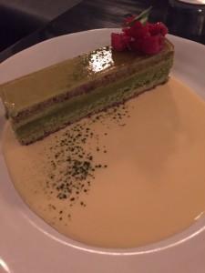 Green Opera Torte