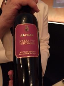 Alvear Sherry