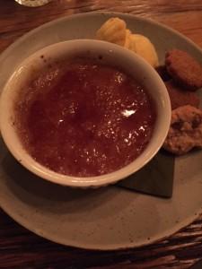 Gingerbread Creme Brulee