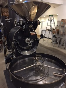 22kg Probat coffee roaster