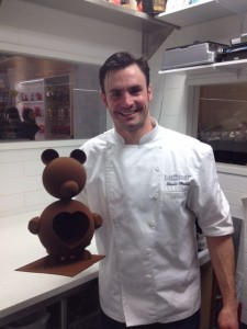 Chef Steve Hodge at Temper Chocolate & Pastry