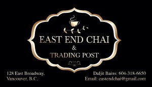 east end chai