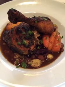 Roasted Chermoula Chicken