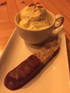 Housemade Vanilla Bean Gelato