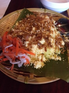 Vietnamese Sticky Rice