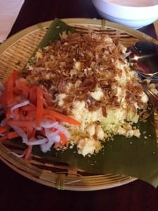 Vietnamese Sticky Rice