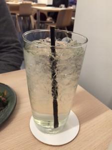 Iced Lemongrass