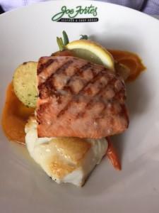 Ling Cod & Salmon Duo