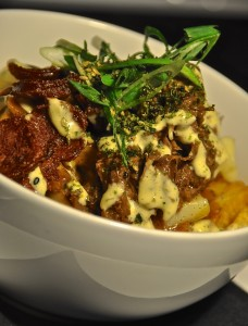 Star Anise and Hoisin Beef Poutine