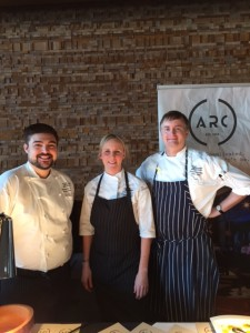 Chefs of ARC Dining