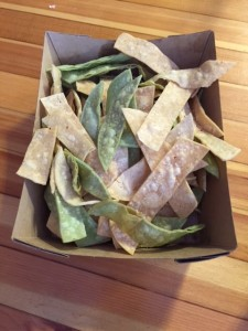 Kale & Corn Tortilla Chips