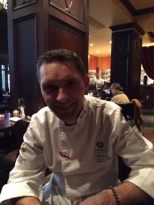 Chef Jaroslaw Faryna