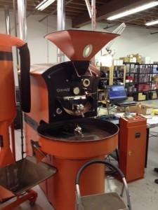 Rocanini  Coffee Roaster