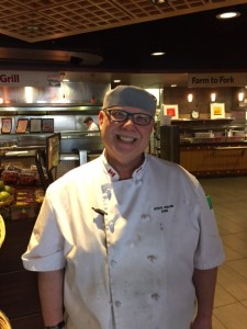Chef Steve Golob