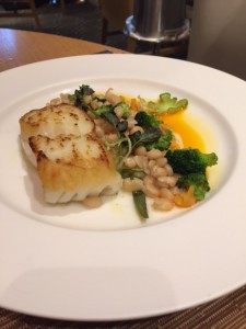 Queen Charlotte Halibut