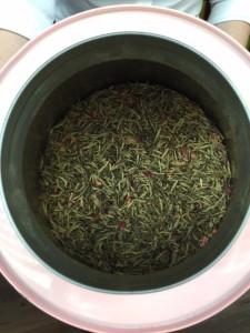 White Spring Tea