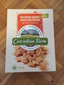 Cascadian Farm Multigrain Squares