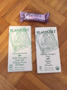 Blanxart Chocolate Bars