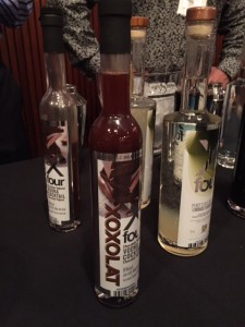 X-Four Chocolate Vodka Cocktail from Von Albrecht Associates