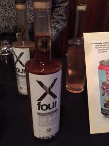X-Four Chocolate Vodka from Von Albrecht Associates