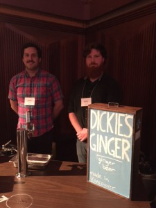 Dickie's  Ginger
