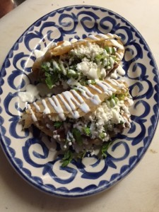 Quesadillas Mexico City Style