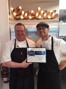 Chef Jason Symington & Chef Josh McWilliams