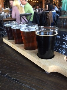 Paddle of Beers