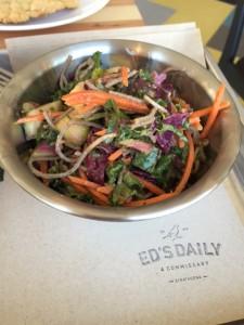 Kale & Soba Salad