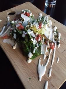 Preserved Caesar Salad