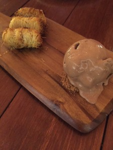 Pistachio and Honey un-Baclava