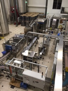 Automated canning line
