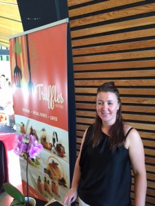 MaryAnn Alteen –Sales Manager of Truffles Fine Foods