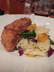 Cornmeal Fried Rockfish
