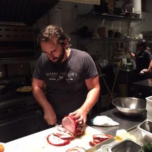 Chef Tobias Grignon