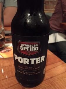 Okanagan Spring Porter