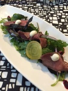 Wagyu Beef Salad