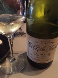Clos Roche Blanche.'No. 5' Sauvignon Blanc 2012