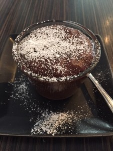 Belgian Chocolate Lava Cake