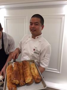 Executive Chef Nik Lim